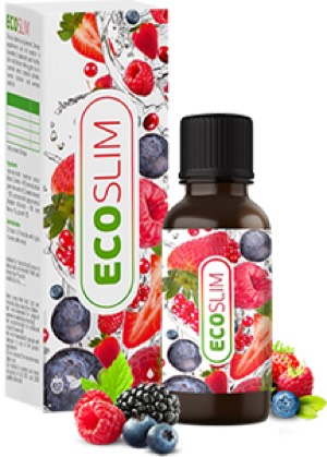 opakowanie eco slim Eco Slim: innovadoras gotas para adelgazar. ¿Qué tan efectiva es tu opinión?