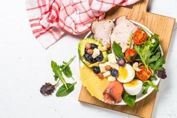 składniki diety keto